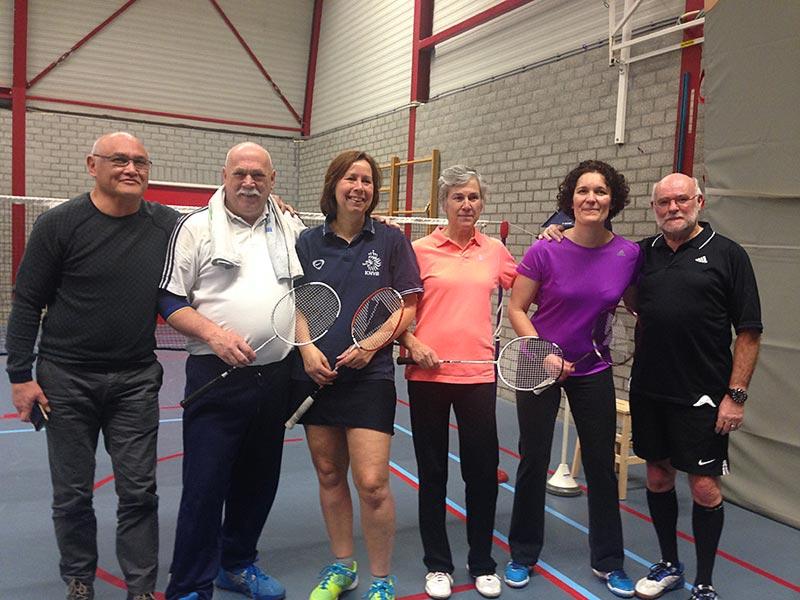 Competitieteam Veerkracht  regionaal kampioen!