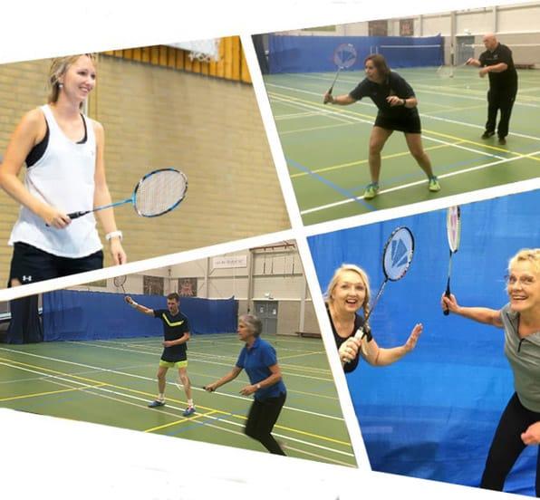 Badminton in Lunteren: open avond op 20 januari 2020.
